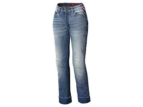 Held Crackerjane II Jeans moto da donna Blu L32