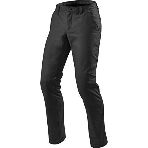 REV'IT! Motorradhose Alpha RF Textilhose schwarz 30/34, Herren, Chopper/Cruiser, Ganzjährig