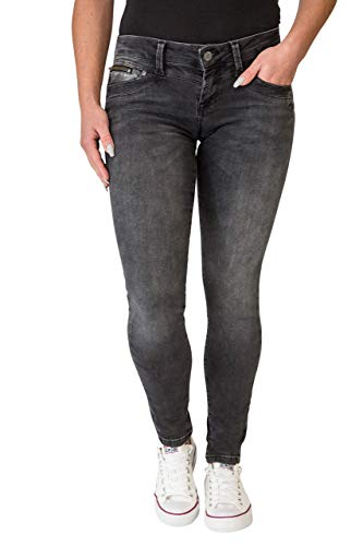 Lost in Paradise Angel s.Slim Jeans Damen Denim (29/30, darkblue)