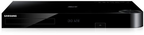 Samsung BD-F8500/EN HD-Recorder mit Twin Tuner und 3D Blu-ray Player