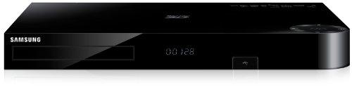 Samsung BD-F8500/EN HD-Recorder mit Twin Tuner und 3D Blu-ray Player