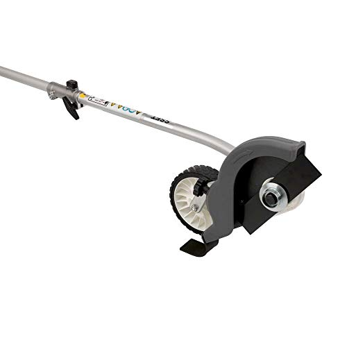VersAttach System 8' Straight Shaft Edger Attachment with Blade Guard