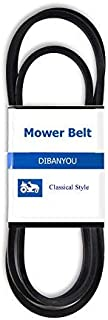 Dibanyou Mower Deck Belt for Cub Cadet 02000154P Murray 037X63MA Kevlar OEM Replacement Parts Deck Belt 1/2