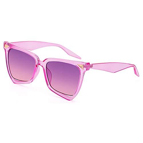 SHEEN KELLY Gafas de sol retro de ojo de gato para mujer Gafas de sol extra estrechas vintage de gran tamaño de los años 90
