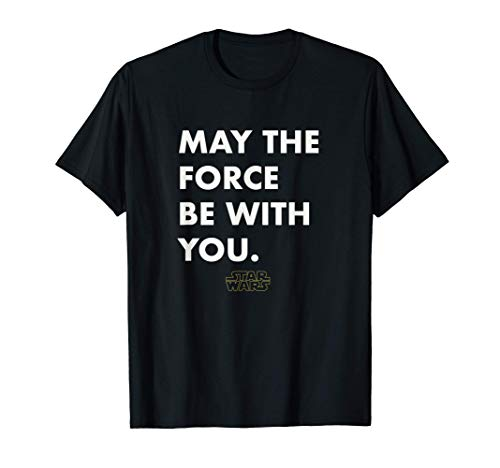 Amazon Essentials Mens Star Wars Marvel Force Black T-Shirt
