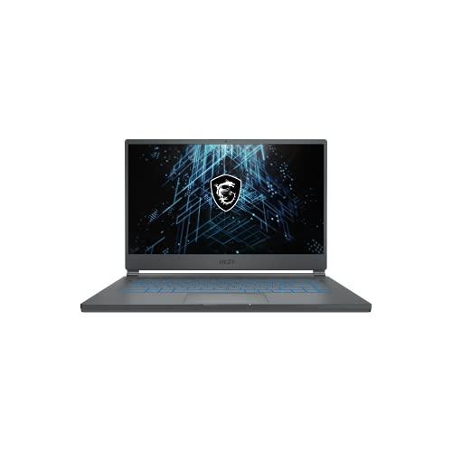 MSI Stealth 15M A11UEK-070UK FHD 144 Hz 15.6 Inch Gaming Laptop (Intel i7-11375H, NVIDIA GeForce RTX 3060 6GB, 1TB NVMe Gen3*4 PCIe SSD, 16 GBRAM, Intel Wi-Fi 6) Carbon Gray-Black