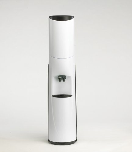 Aquaverve Commercial Room Temperature/Cold Water Cooler Dispenser, White