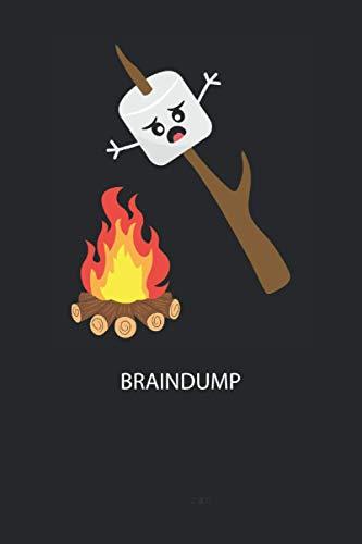 Braindump: Arbeitsbuch, um Gedanken und Ideen niederzuschreiben - für einen freien Kopf und neue Inspiration!