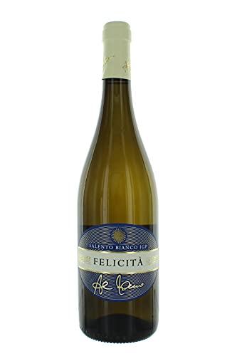 Tenute Al Bano Carrisi - Felicità Bianco Salento IGP, 750 ml