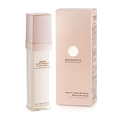 atashi Firming and Brightening - High Efficiency Serum Firming Lift | Youthful Appearance | Redefines Facial Oval and Double Chin