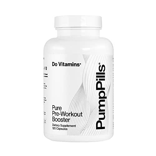PumpPills Nitric Oxide Supplements
