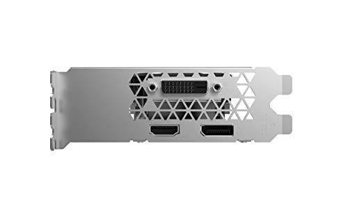 ZOTAC GAMING GeForce GTX 1650 LP 4GB GDDR6 128-bit Gaming Graphics Card, Super Compact, Low-profile, ZT-T16520H-10L