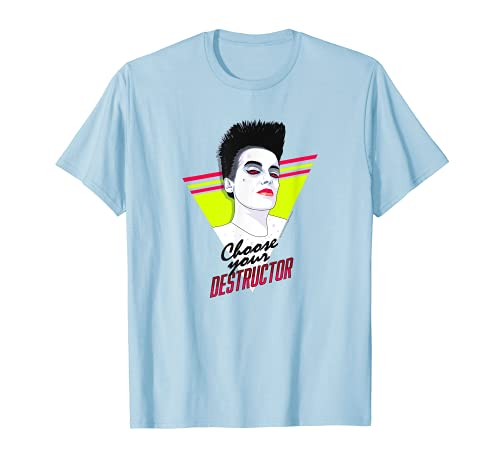 Ghostbusters 80s Graphic Choose Your Destructor T-Shirt, 5 Colors, Adult, Child