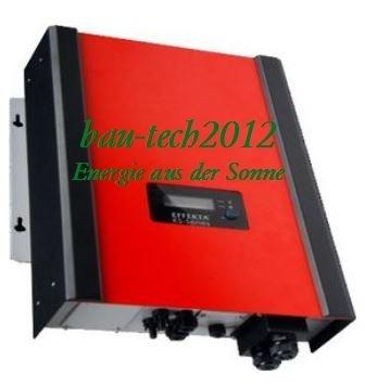 Effekta Wechselrichter KS17.000 Photovoltaik Solar für Netzeinspeisung