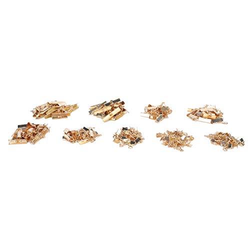 Cadena de cola con cierre de langosta flexible de diferentes tamaños, para hacer joyas