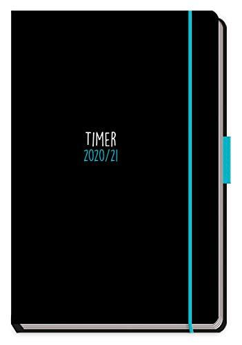 Trötsch Schülerkalender Uni Black 2020/2021: Schulplaner Hausaufgabeheft Timer Terminkalender (Schülerkalender Specials)