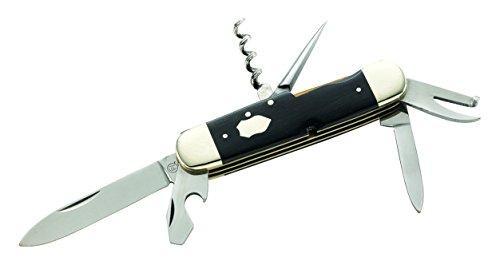 Hartkopf Jagd- Militärtaschenmesser Messer, braun, M