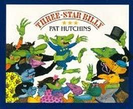 Three-Star Billy by Pat Hutchins (1994-09-15)