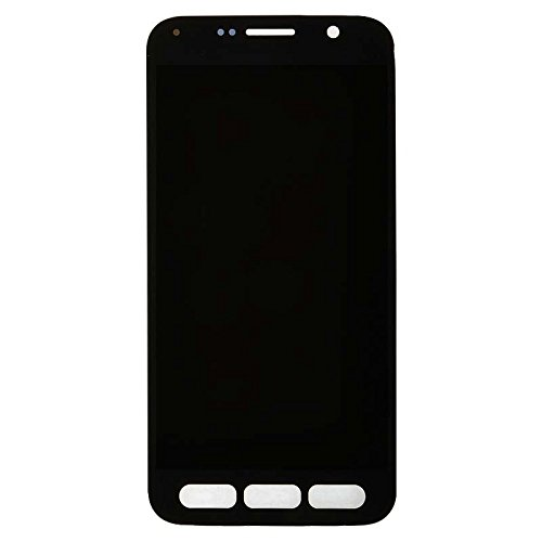 LCD & Digitizer Assembly for Samsung Galaxy S7 Active (Black) (Aftermarket - Without Samsung Logo) with Glue Card -  Wholesale Gadget Parts