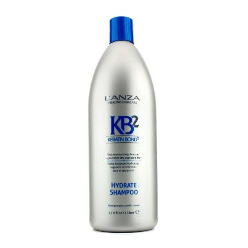 L'ANZA KB2 Hydrate Shampoo, 33.8 Fl Oz