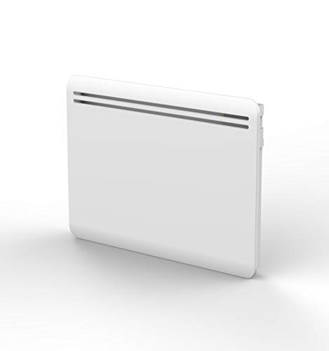 Mazda - Radiateur électrique programmable CERALINE - chauffage inertie céramique 1000 - 1500 - 2000 watts - blanc céramique (Small)