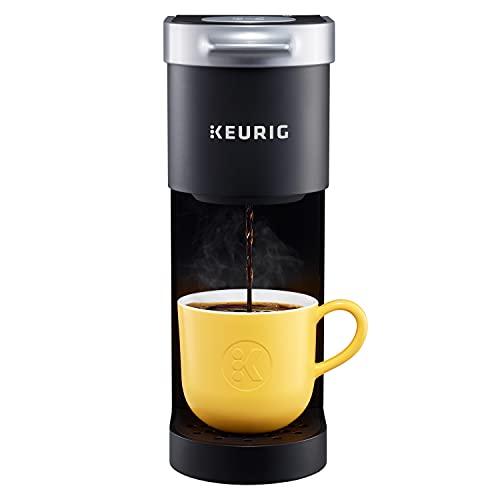 Cafetière K-Mini Keurig, Noir Mat, Modèle 611247373590 - 0