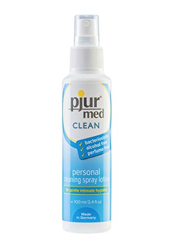 pjur med CLEAN (100ml)