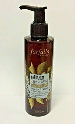 Farfalla Kardamom Shampoo gegen Schuppen 200 ml