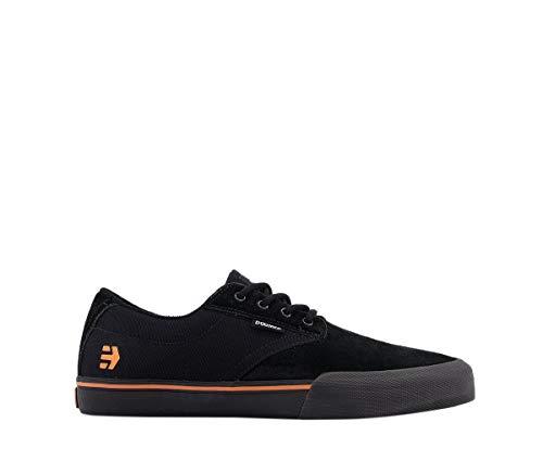 Etnies mens Jameson Vulc X Doomed Bmx Skate Shoe, Black Raw, 6 US