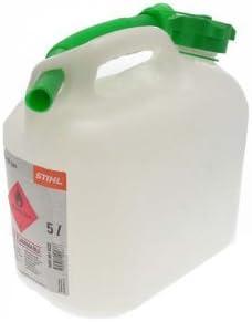 Stihl Genuine 0000 881 0232 5L Fuel Can Transparent: image