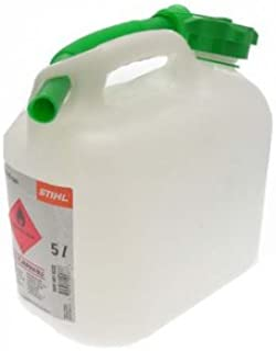 Stihl 0000 881 0232 5 L bensibehållare transparent