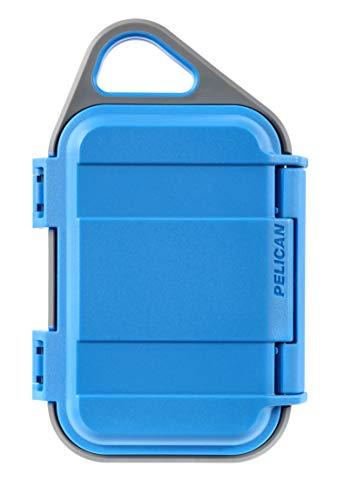 Pelican Go G10 Case - Waterproof Case (Surf Blue/Grey)