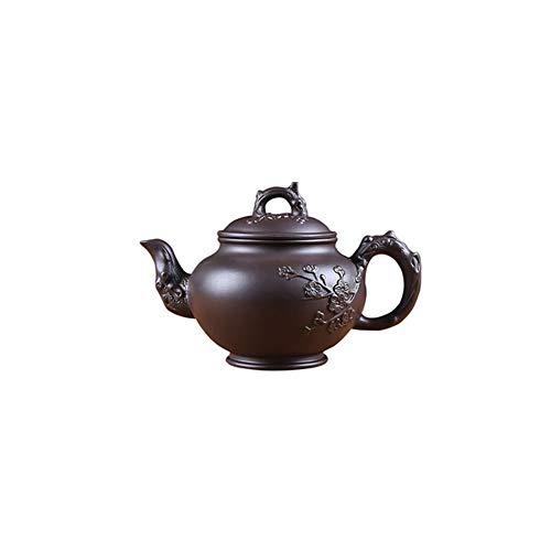 Maya Star Chinesische handgefertigte Yixing-Teekannen aus Ton, große Kapazität, Kongfu-Teekanne für den Haushalt, A02