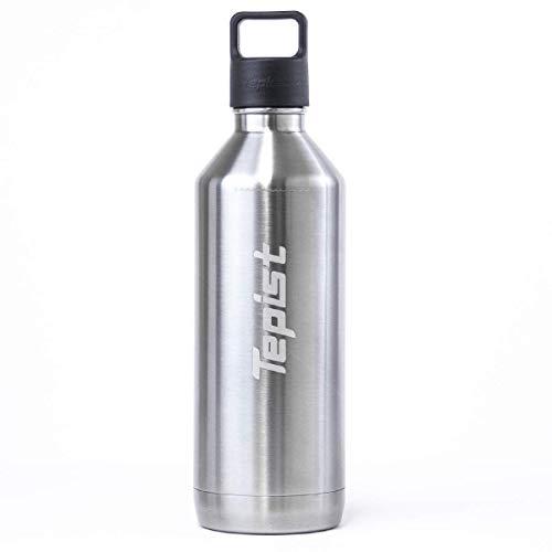 Tepist ThirtyO 30oz Stainless Steel Vacuum Bottle for Sodastream Machines – Stainless