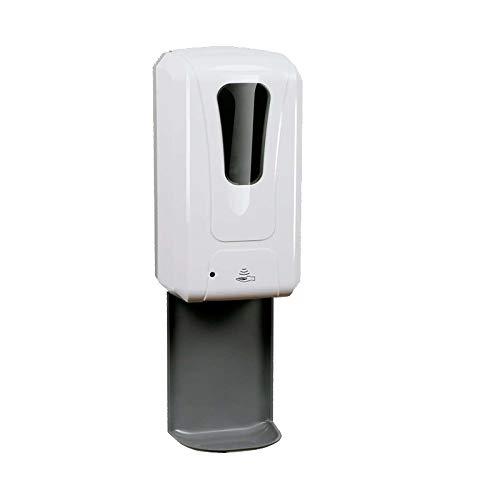 Berührungsloser automatischer Desinfektionsmittelspender mit Auffangschale, Sensor & UV Licht