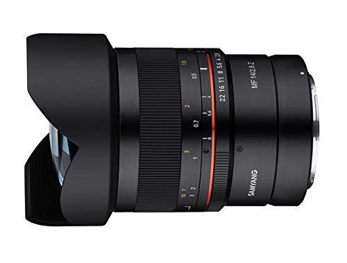 Samyang MF 14mm F2.8 Z Nikon Z - manuelles Ultraweitwinkel Objektiv, 14 mm Festbrennweite für Nikon Z Serie & Nikon F Kameras mit FTZ Adapter, Vollformat, APS-C