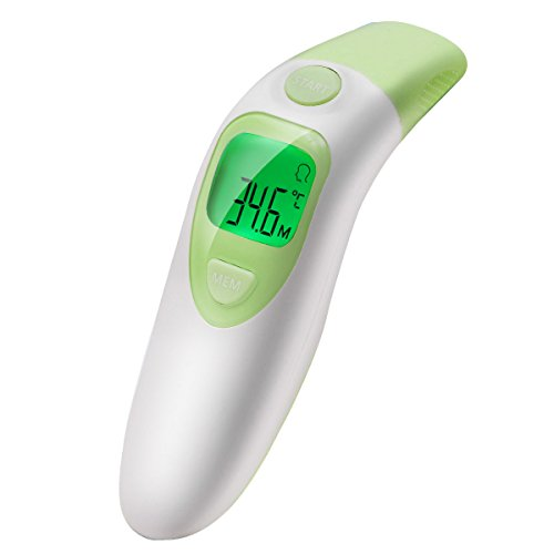 TKLOVIN Baby Adults thermomètre Easy to Use for Universal Use (lightJAS)