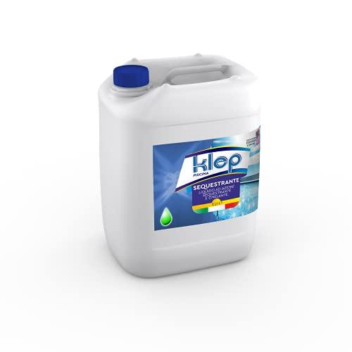 KLEP - SGRASSANTE Liquido per Trattamento Liner E Bordi Piscina E Spa LT5