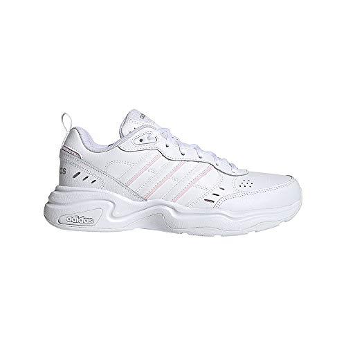 adidas Strutter, Zapatillas Deportivas Mujer, FTWBLA/FTWBLA/ROSCLA, 36 EU