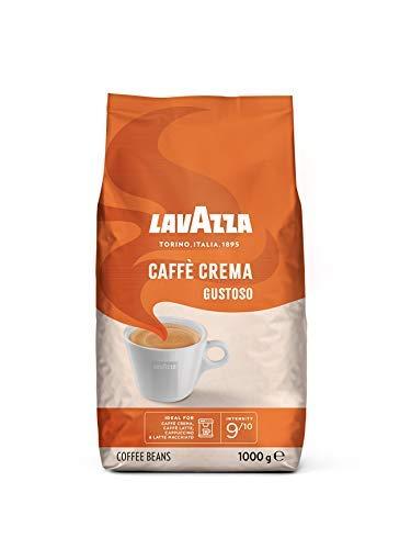 Lavazza Kaffeebohnen - Caffè Crema Gustoso - 1er Pack (1 x 1 kg)