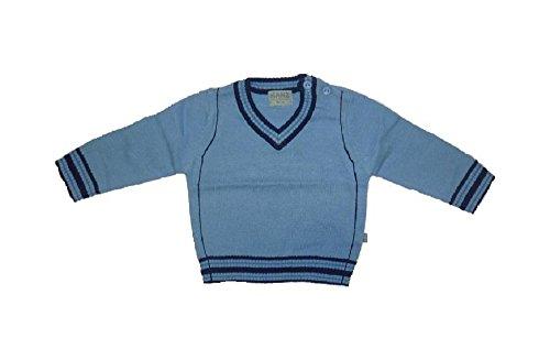 Kanz - Jungen Pullover blau Gr. 56-86 56