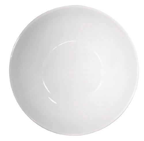 Olympia Whiteware Lot de 6 assiettes en porcelaine vitrifiée 260 mm