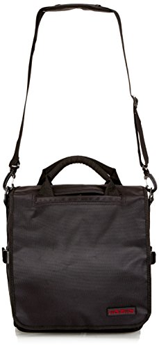 Magma LP 40 Tasche II for Records, schwarz-rot