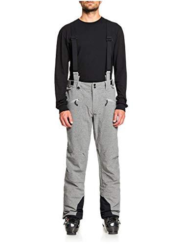 Quiksilver Boundry Plus - Snow Pants for Men - Schneehose - Männer - L - Grau
