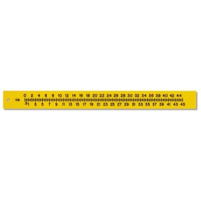 X-Ray Radiopaque Ruler Markers - 115cm, 1/8