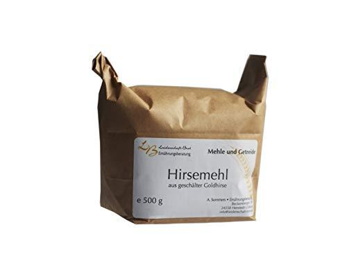 Leidenschaft-Brot - Hirsemehl 500 g