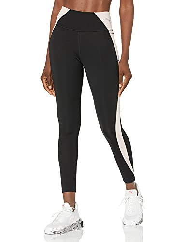 PUMA Evostripe High Waist 7/8 Tights Leggings, Negro, L para Mujer