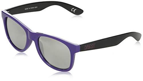 Vans Herren SPICOLI 4 SHADES Sonnenbrille, Mehrfarbig (Heliotrope-Black), 50.0