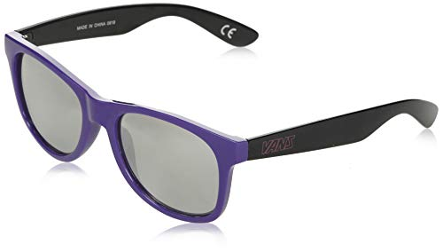 Vans Spicoli 4 Shades Gafas de sol, Multicolor (Heliotrope/Black), 50.0 para Hombre