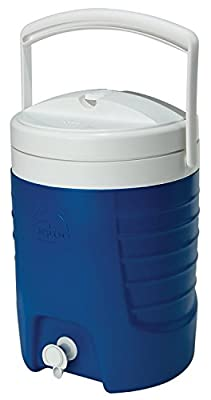 Igloo. Sport Beverage Cooler (Majestic Blue, 2-Gallon)